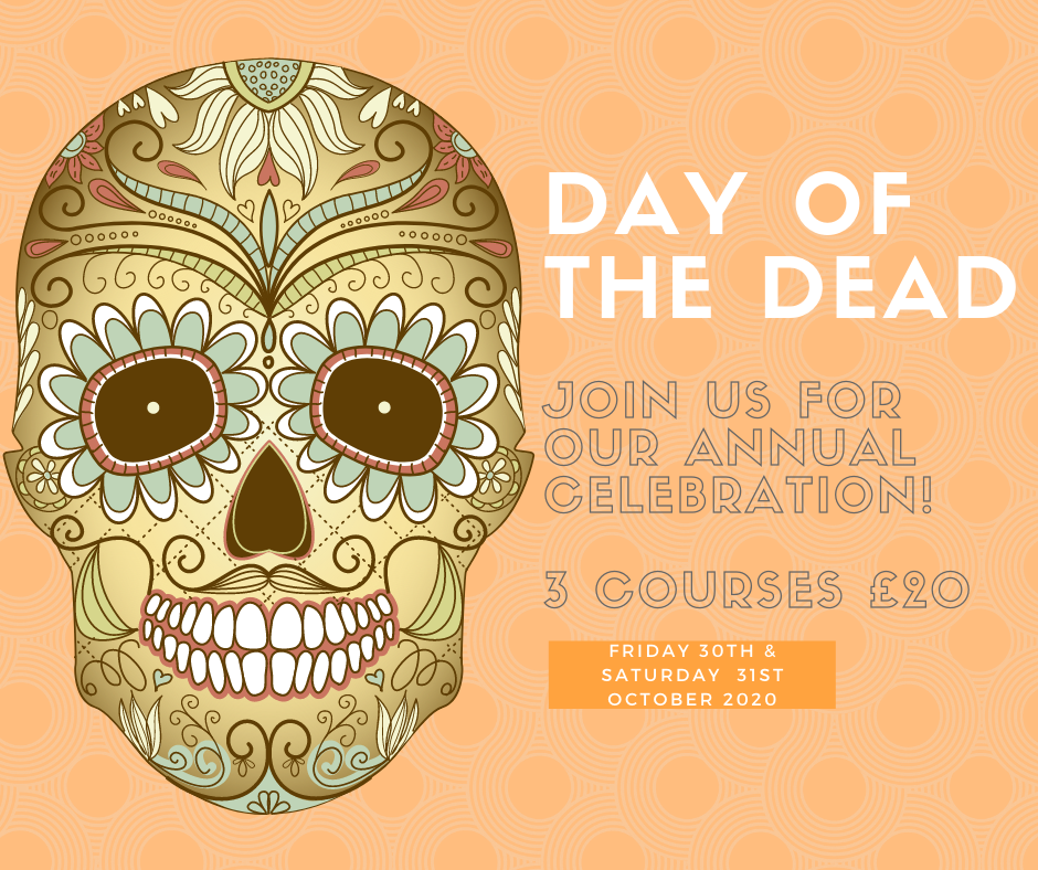 Day of the Dead  £20